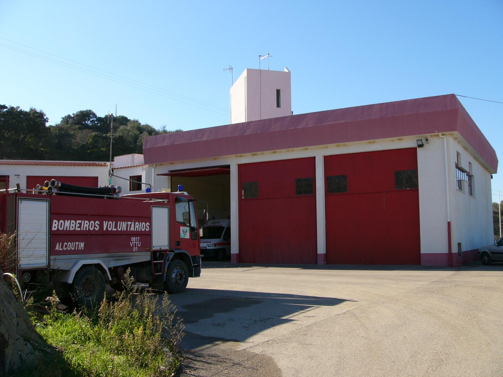 bombeiros voluntarios de alcoutim